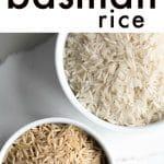 what is basmati rice pinterest