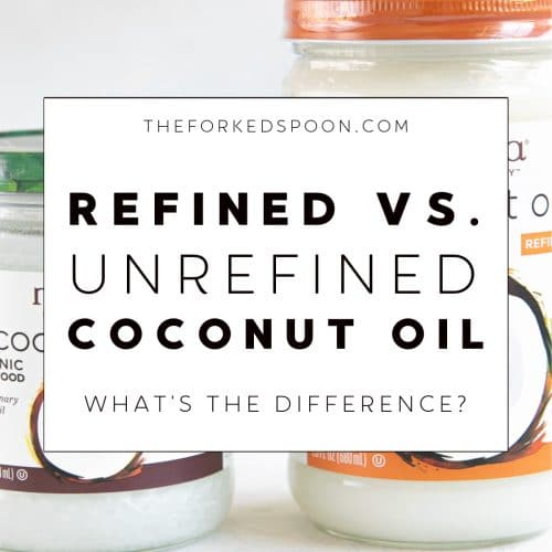 Refined vs. Unrefined Coconut Oil_ What's the Difference TEXT OVERLAY IMAGE